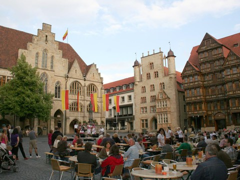 Marktplatz-Musiktage Copyright Hildesheim-Marketing-1